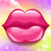 仪表 的吻 亲吻的 测试 游戏 - 爱 开玩笑 分析仪 对于 男