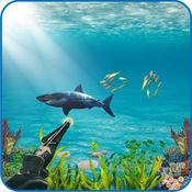 鲨鱼 狩猎 冒险 1