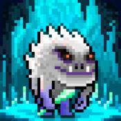 怪物逃跑. 免费的像素艺术游乐场平台游戏! 1.3.2