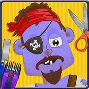 怪物剃须 - 胡子样式,理发沙龙和头发梳妆台游戏 1.0.1