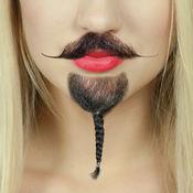 胡子和胡须照片贴纸照片编辑 1.1
