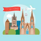 科隆 2017 — 离线地图和导航 1