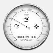 晴雨表 - 大气压力 2.3