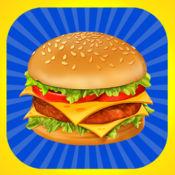 做饭游戏-汉堡烹饪大全(儿童单机餐厅 模拟经营类) 1.1