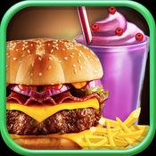 厨房发烧 - 汉堡制作游戏的孩子们 1.0.5