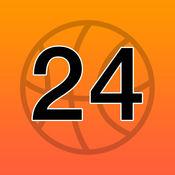 篮球 24/14 秒进...