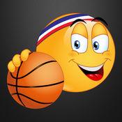 篮球Emojis键盘通过 Emoji World 1