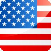 美国播放,什么是该国国旗,和资本?免费 1.0.1