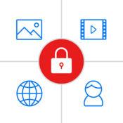 保密管家 免费 — 私人 照片 和 视频 库、密码管理器 和