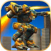 超级玩具机器人组装大战 1