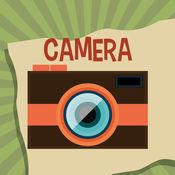 创意设计相机 - 装扮您的照片与布局帧! 1