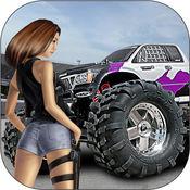 怪物卡车赛3D 1