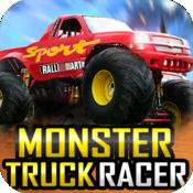 怪物  卡车  赛车  (   3D  赛跑  游戏  ) 1.1
