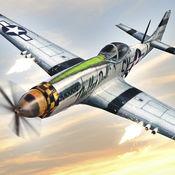 飞机 王者 英雄 天空 战争: 枪火 战斗机 风暴 联盟 荣耀