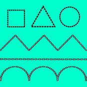 Shapes Tracing : 跟踪游戏的孩子们 1.1