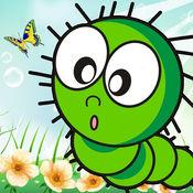 宝宝学英语识昆虫 1