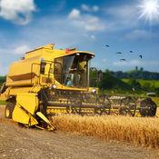 大农用车3D:农耕拖拉机模拟器游戏驱动程序 1