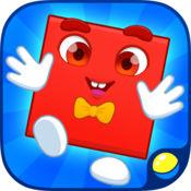 学习形状的孩子和幼儿 - 学龄前游戏 1