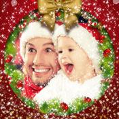 美丽 圣诞 照片 拼贴 乐趣 漂亮 框架 对于 图片 1.1