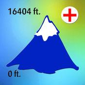健康气压高度计 – 找出你的身体在海拔高度的生理反应! 1.2
