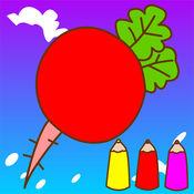 画画游戏-儿童涂鸦涂色画画板 1.0.2