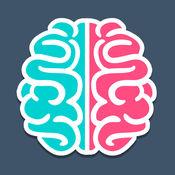 左右脑 - 免费智商测试,逻辑思维训练 1.3