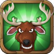 大奖杯鹿猎人的挑战 - 一个真正的的丛林狩猎逃脱跑得熊鸭