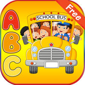 天才 學英文 abc 字母表 写作 学龄前 孩子们 游戏 1