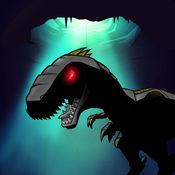 凡人洞 - 快打与雷克斯在这个恐龙园! 1