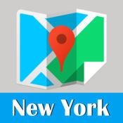 紐約旅游指南地铁去哪儿美国地图 New York metro gps map