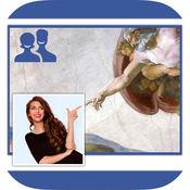 自定义fb的个人资料和封面照片 1