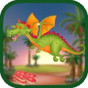 传说中的龙粉碎机游戏 - 肉食者猎杀疯狂 1