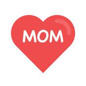 母亲节的照片贴  1