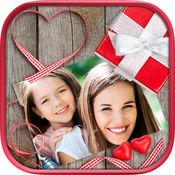 母亲节日温馨祝福贺卡制作&相框相机 -  让妈妈咪知道你的
