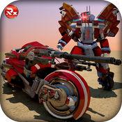 摩托 机器人 转型 1