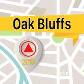 Oak Bluffs 离线地图导航和指南 1