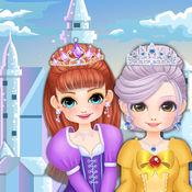 美丽公主假日城堡-女生设计装扮单机游戏
