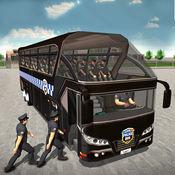 警车模拟器:NYPD警察运输游戏 1