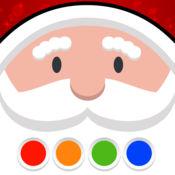 填色本 - 聖誕老人 1.8