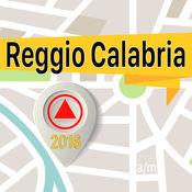 Reggio Calabria 离线地图导航和指南 1