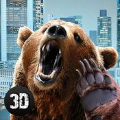 饥饿熊市攻击模拟器3D 1