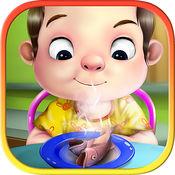 厨房为孩子们做饭就像一个厨师  煮最美味的食物! 1.0.1