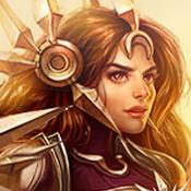 蕾欧娜 英雄联盟 戰士 1.1