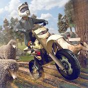 狂野 特技 摩托...