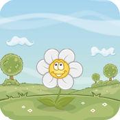 小花爱喝水——帮助花园里的小花成长