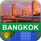 当前离线 泰国曼谷 地图  2.02