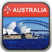 离线地图 澳大利亚: City Navigator Maps 1.12