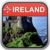 离线地图 爱尔兰: City Navigator Maps 1.1
