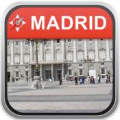 离线地图 马德里,西班牙: City Navigator Maps 1.12