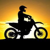 摩托车越野赛高清壁纸 1
